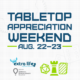 Our Hospital Needs Gaming Heroes Like YOU! Join Extra Life in Celebration of Tabletop Appreciation Weekend